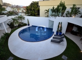 Casa Duplex à venda, Jardim Marapendi, Barra da Tijuca