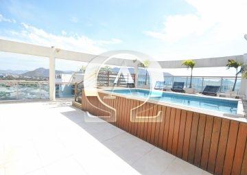 Cobertura à venda, Santa Mônica Jardins Club, Barra da Tijuca