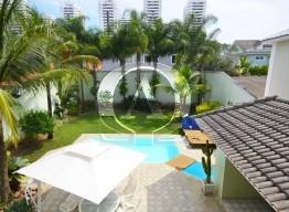 Casa Triplex à venda, Crystal Lake, Barra da Tijuca