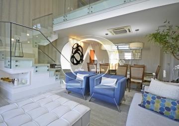 Cobertura Duplex à venda, Santa Mônica Jardins Club, Barra da Tijuca