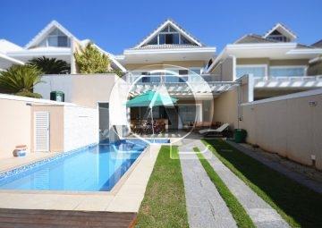 Casa Triplex à venda, Blue Houses, Barra da Tijuca