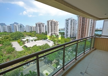 Apartamento à venda, Península - Life, Barra da Tijuca