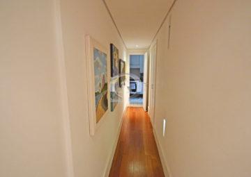 Hall de Circulação da Suite para Cozinha