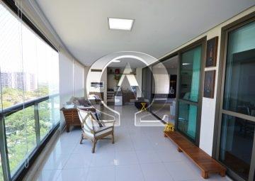 Apartamento Península Atmosfera Barra da Tijuca