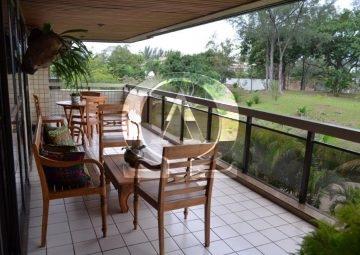 Apartamento Park Palace Barra da Tijuca