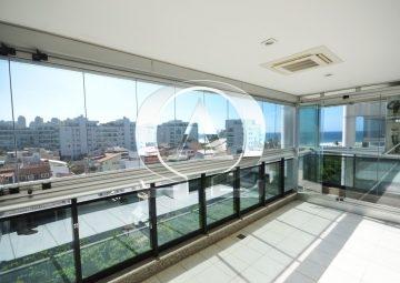 Apartamento Waterways Barra da Tijuca