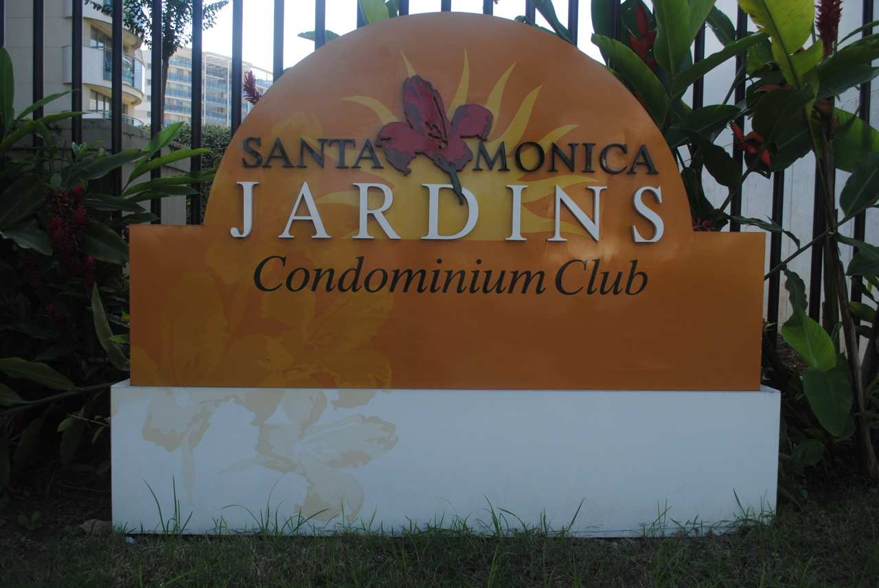 Santa Mônica Jardins Club