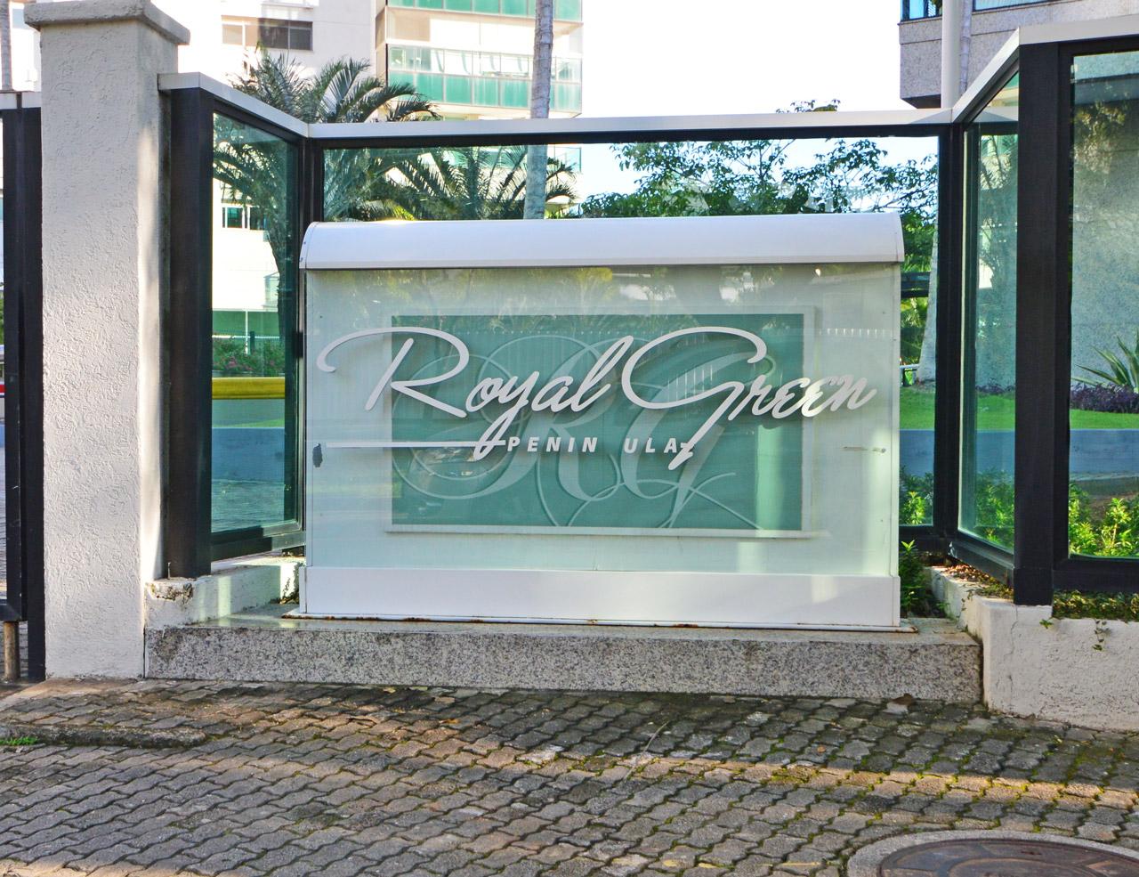 Península - Royal Green
