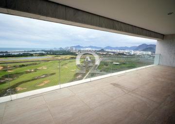Apartamento Riserva Golf Barra da Tijuca