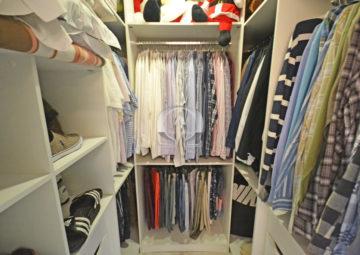 Suite Master Closet