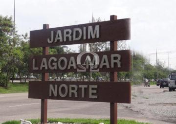 Terreno Lagoa Mar Norte Barra da Tijuca
