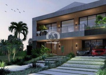 Casa Triplex Alphaville Barra da Tijuca
